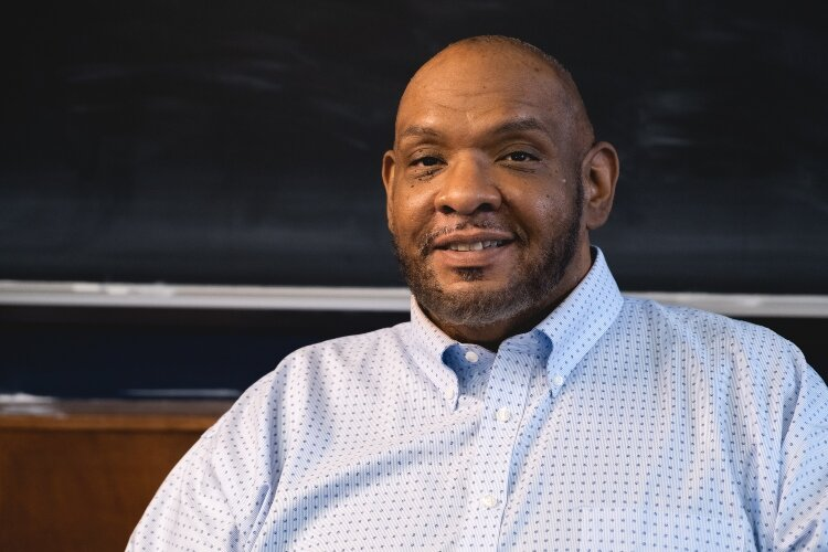 Julius Bailey is a professor and author that has political aspirations to make a run for the state's top seat.