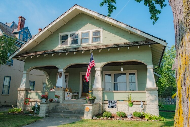 5. The Charles A. Gasser House