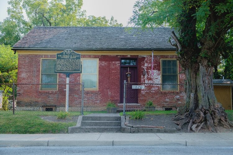 2. The Gammon House
