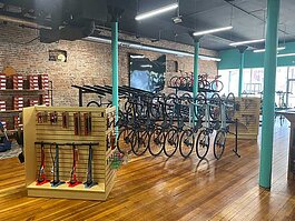 Cyclotherapy opens its doors in downtown Springfield in the midst of the coronavirus pandemic.