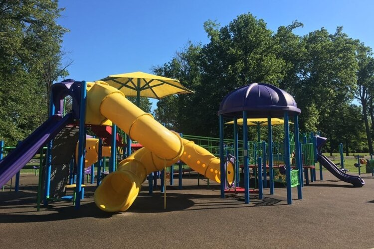 While the parks and trails have remained opened, playgrounds have now reopened for families to enjoy.