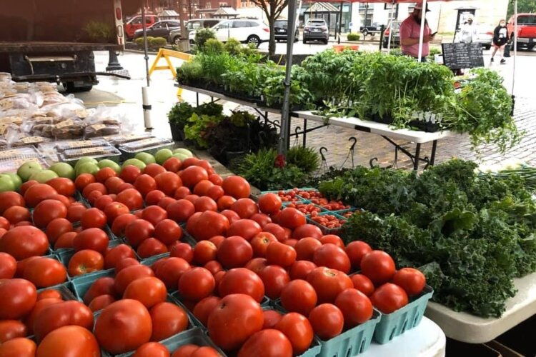 Farmers Markets in Springfield and New Carlisle are just two of the many summer staples still going on this summer despite the coronavirus.